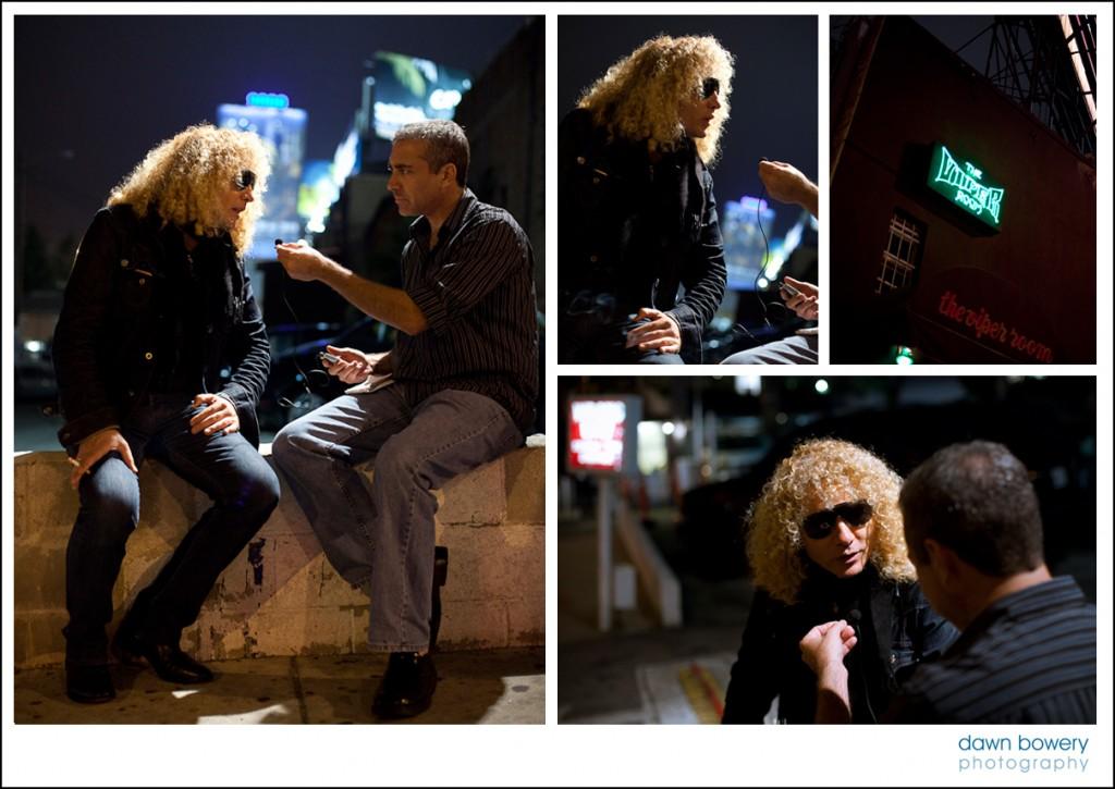 LA Music photographer steve cooke interview