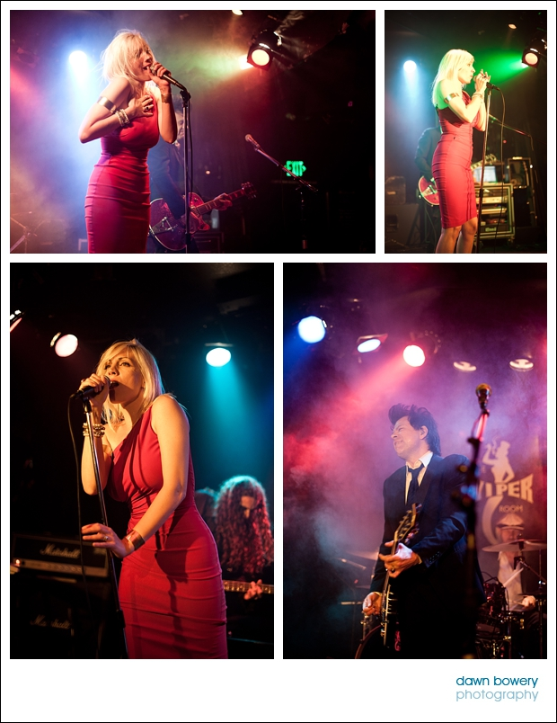 Los Angeles Music Photography | 8mm at the Viper Room