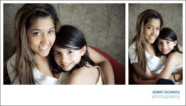 London Family Portrait Photographer sisters
