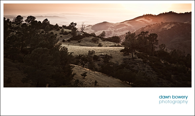California fine art photography Santa Ynez beautiful sunset