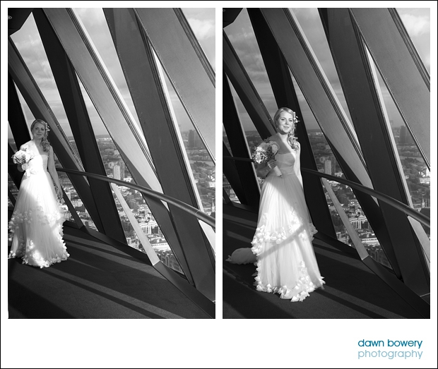 london wedding photographer bride