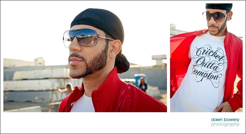los angeles photographer compton cricket isaac hayes sunglasses