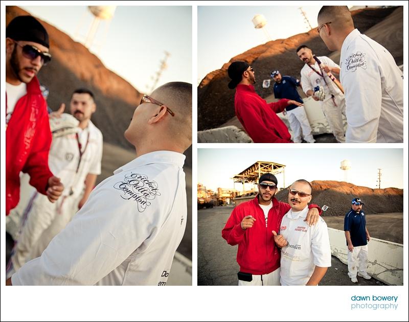 los angeles photographer compton cricket team members