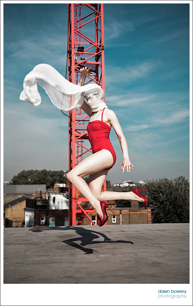 Los Angeles Levitation and creative photography crane