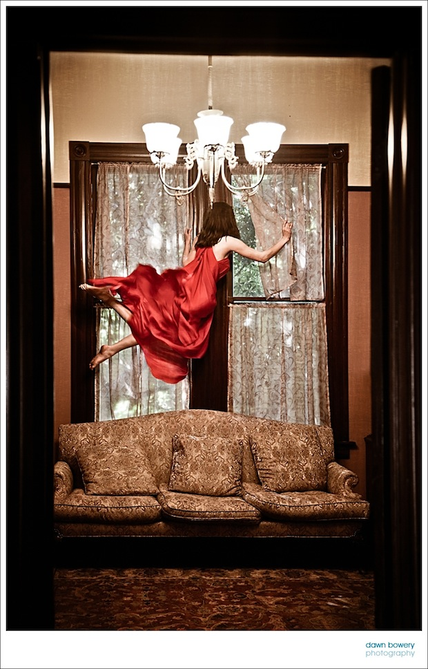 Los Angeles Levitation and creative photography