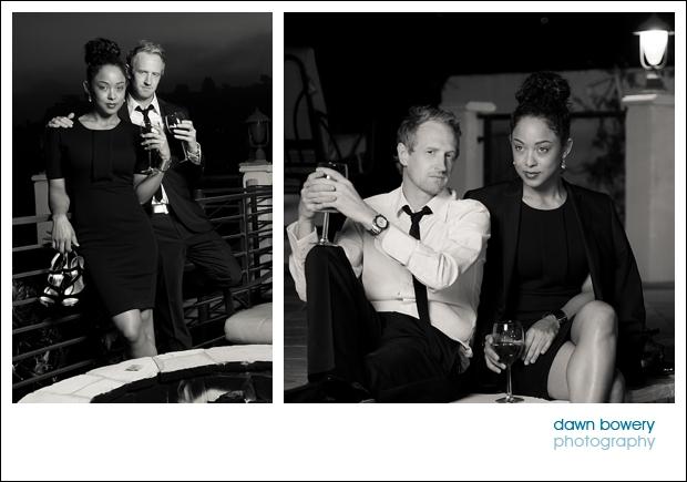 Los Angeles Lifestyle Photographer Hollywood Hills black tie