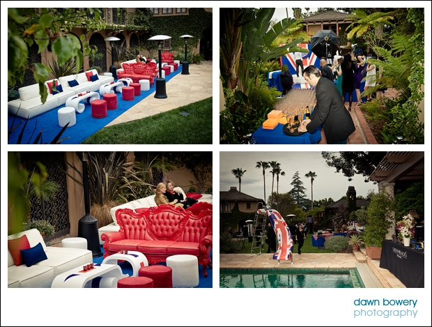 Los Angeles Corporate Event Photography before the guests arrive