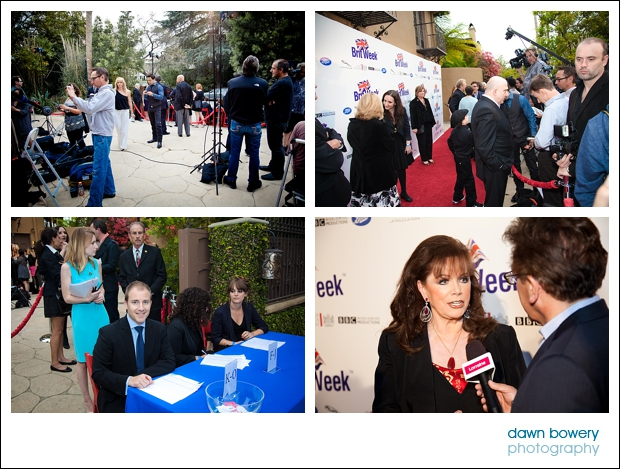 Los Angeles Corporate Event Photography red carpet