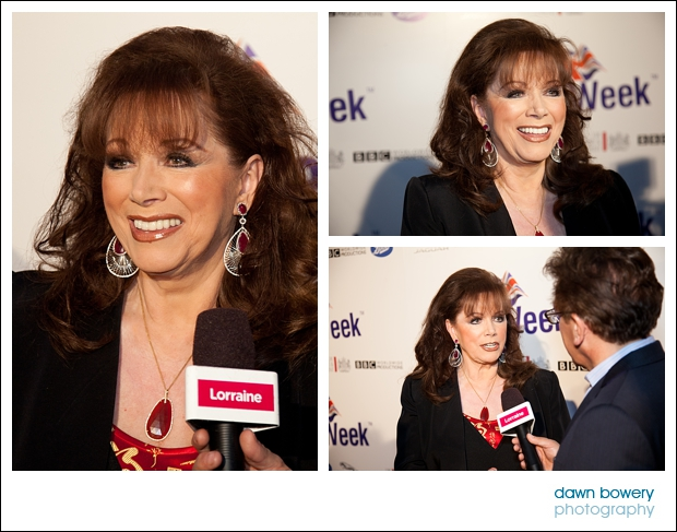 Los Angeles Corporate Event Photography ross king jackie collins