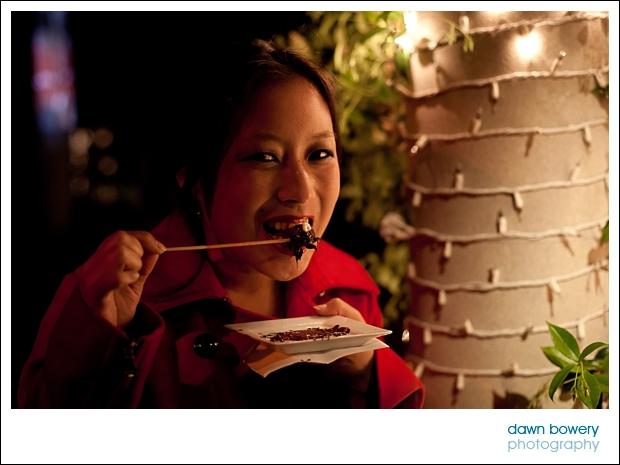 Los Angeles Corporate Event Photography britweek dessert
