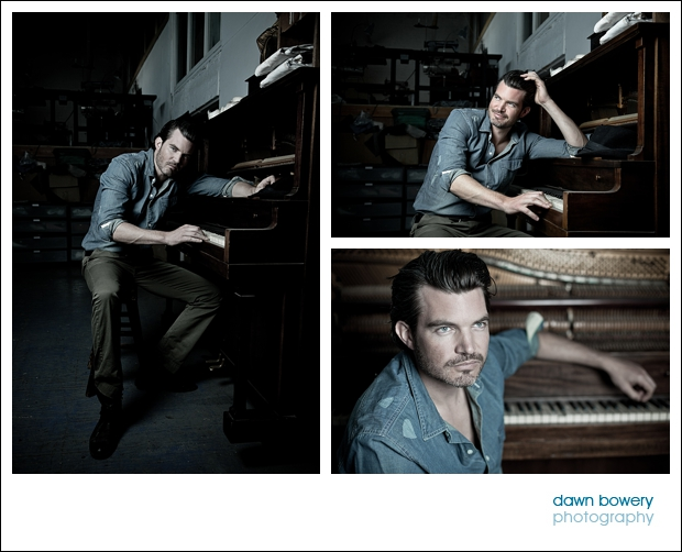 downtown los angeles editorial photographer piano