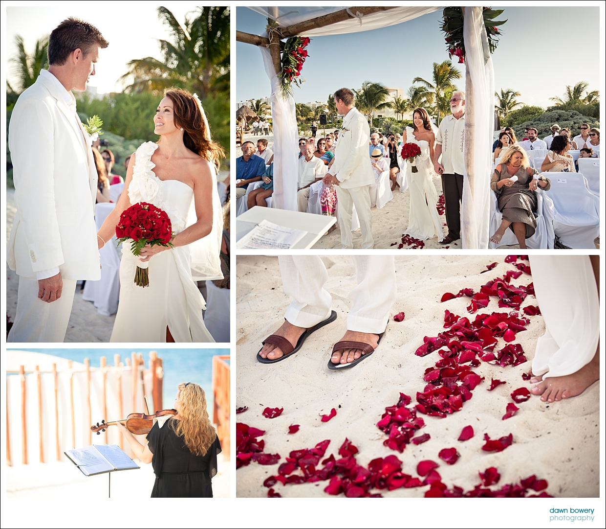 destination wedding photographer ceremony