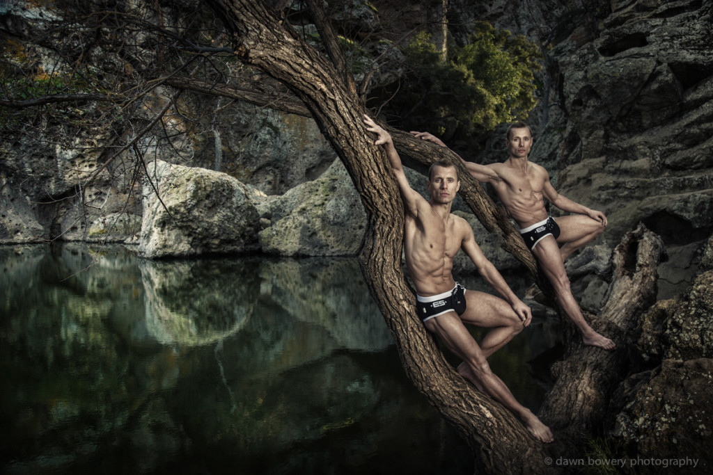 los angeles creative fine art photographer the atherton twins