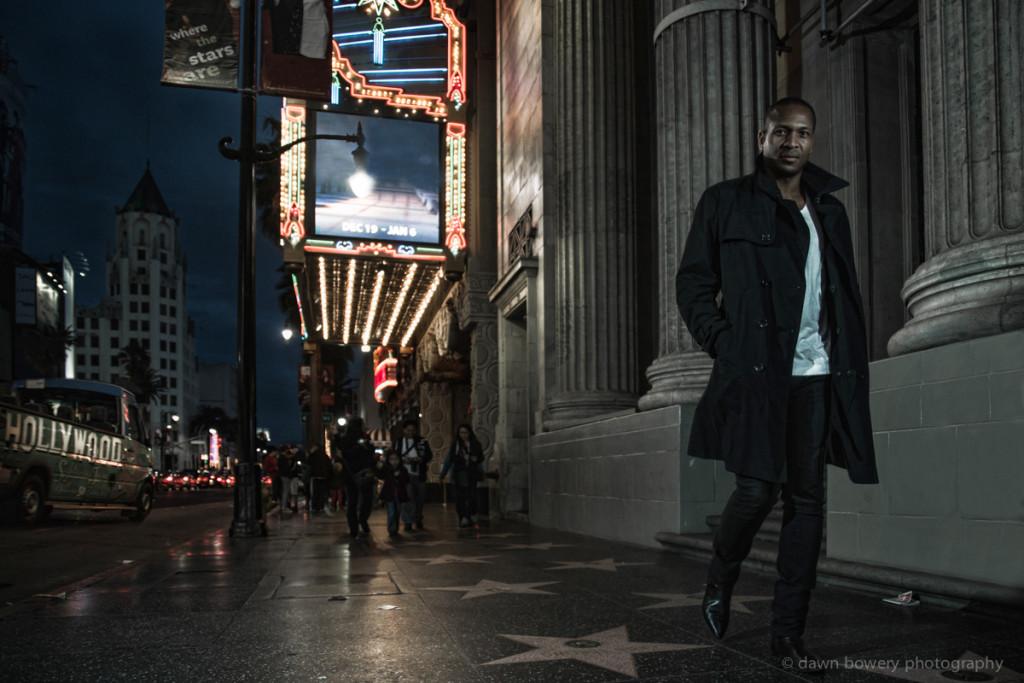 hollywood creative portrait photographer