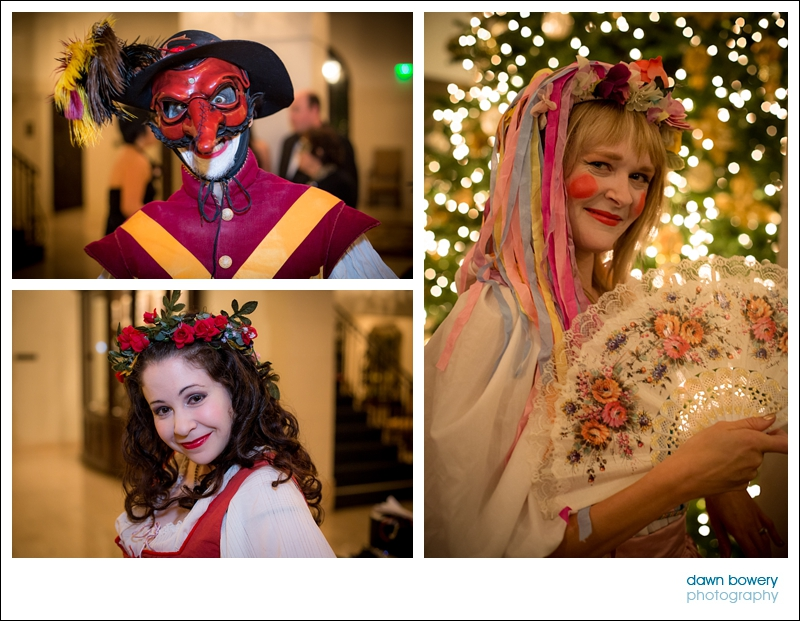 brentwood event photographer ventian masks