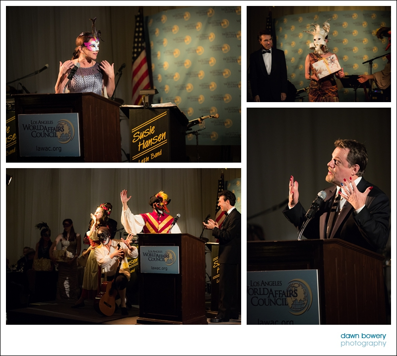 los angeles corporate event photographer speakers