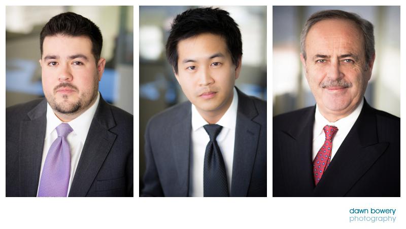 los angeles business headshot law firm romero law