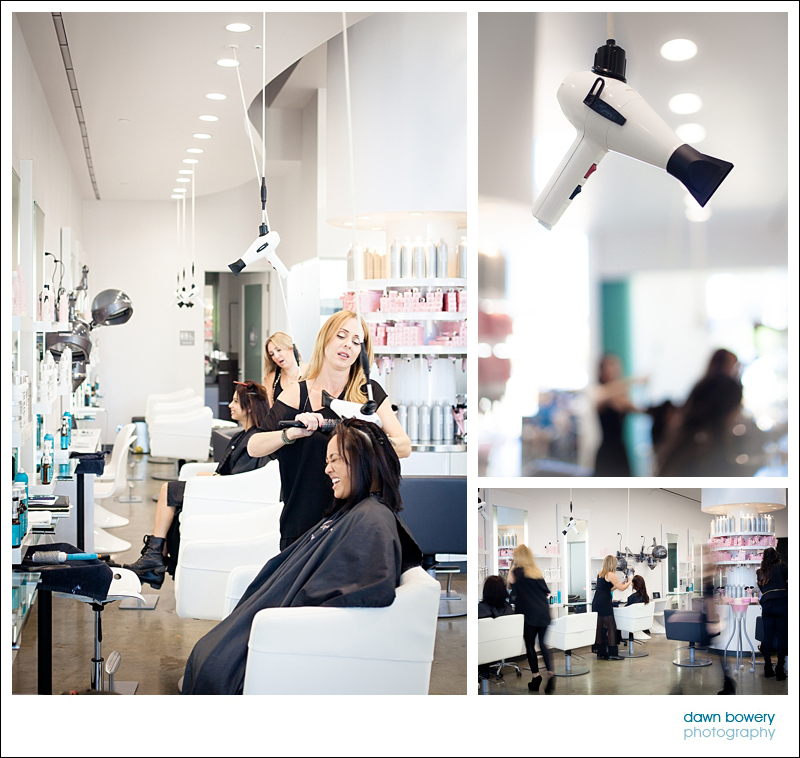 Los Angeles Editorial Photographer salon nuuvo hairdryers