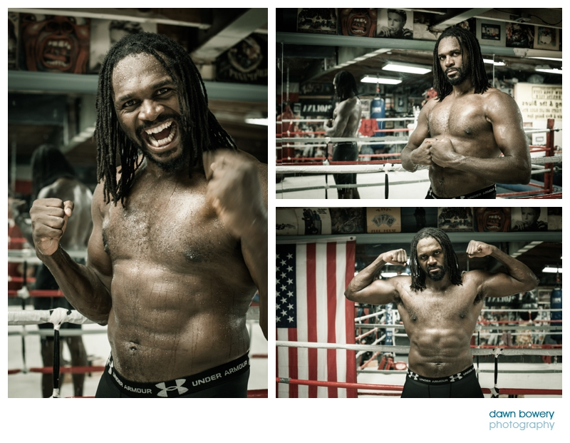 audley harrison olympic gold champion