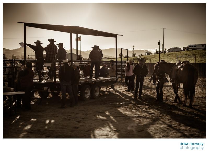 los angeles documentary photographer santa ynez rodeo sunset