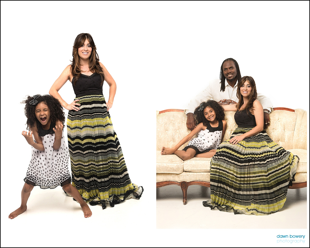 los angeles family portrait photographer raychel and audley harrison