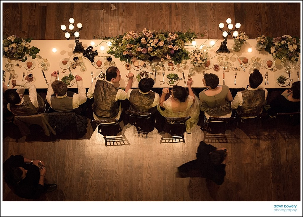 los angeles wedding photographer top table
