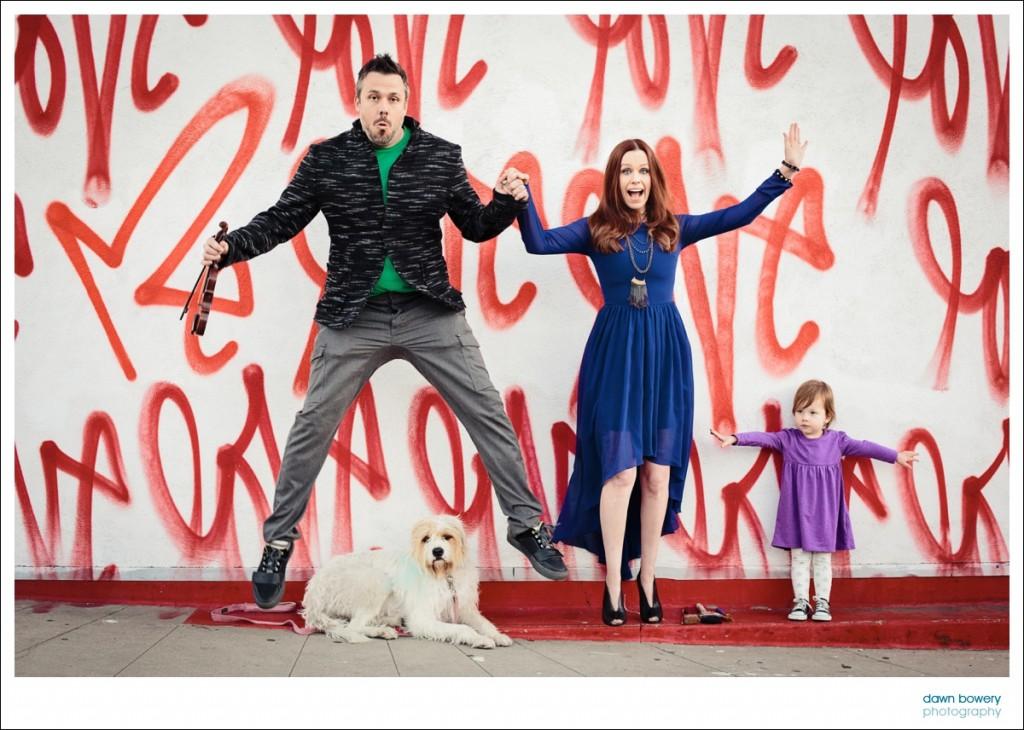 Los Angeles family portrait photographer 8