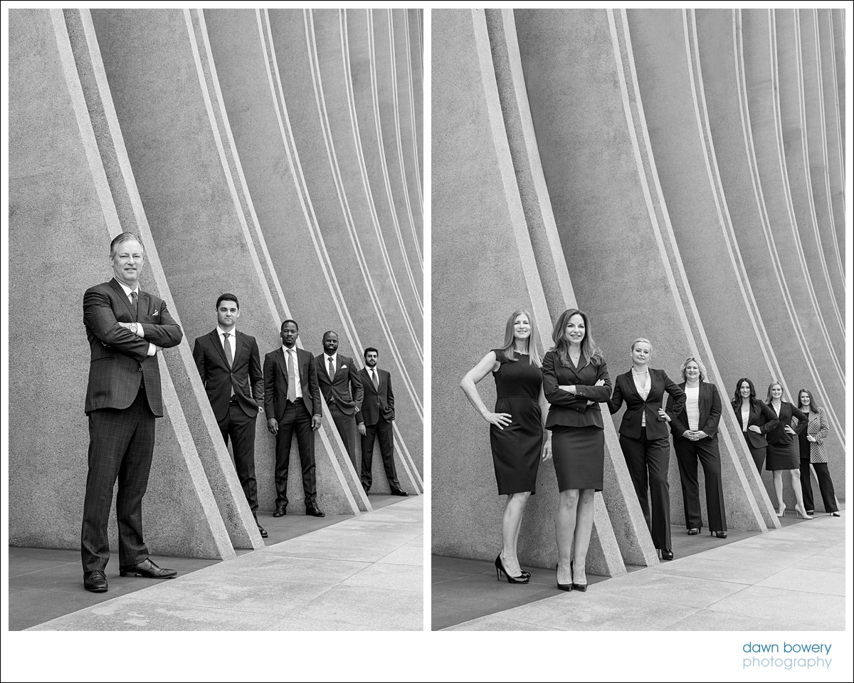 los angeles lawyers, attorney group portraits, los angeles corporate photographer