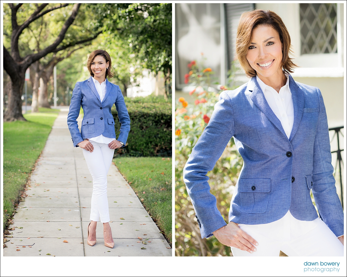business professional portraits LA