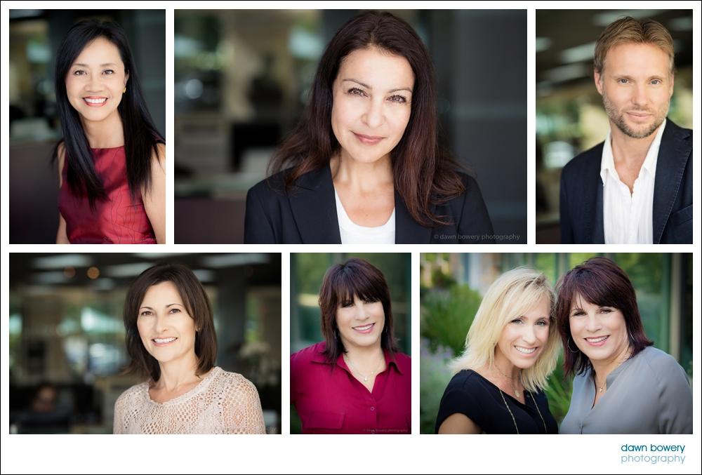 Los Angeles Executive Portraits