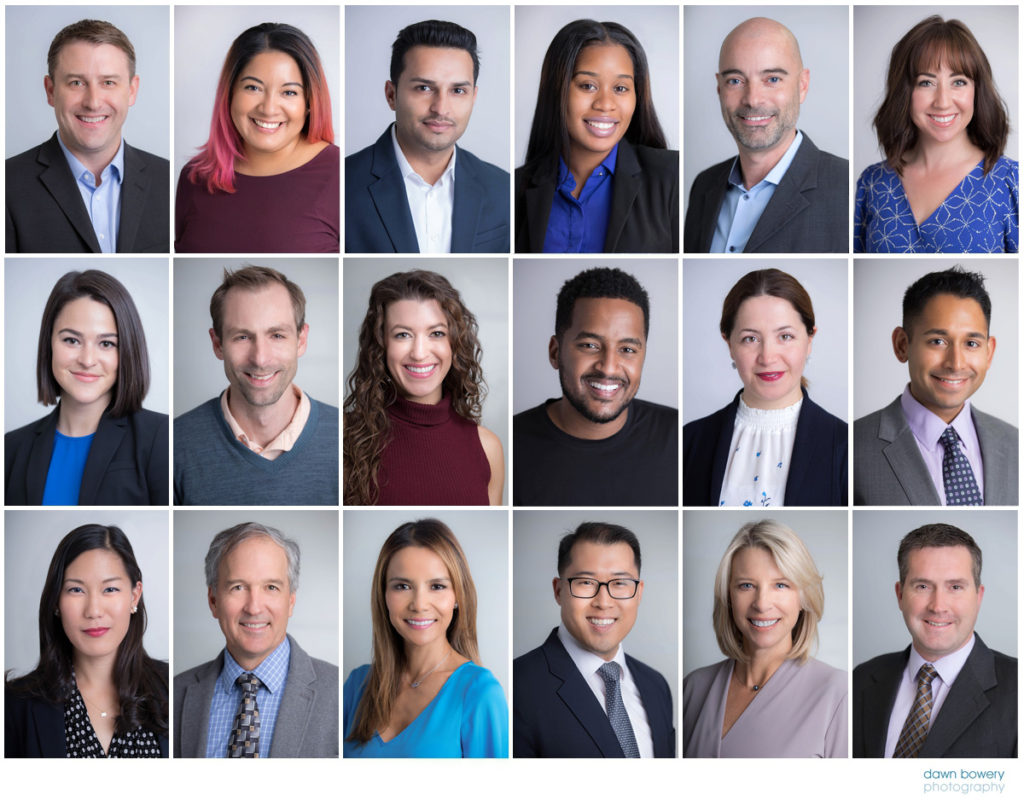 los angeles business headshot