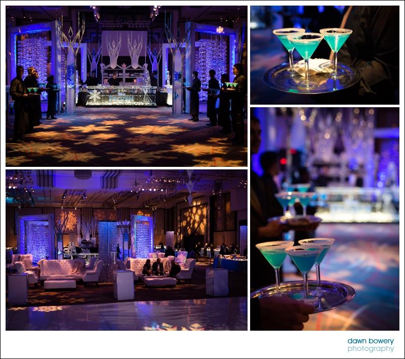 LA corporate event photographer cocktails
