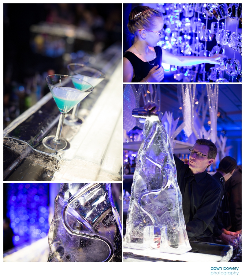 los angeles event photography ice sculpture