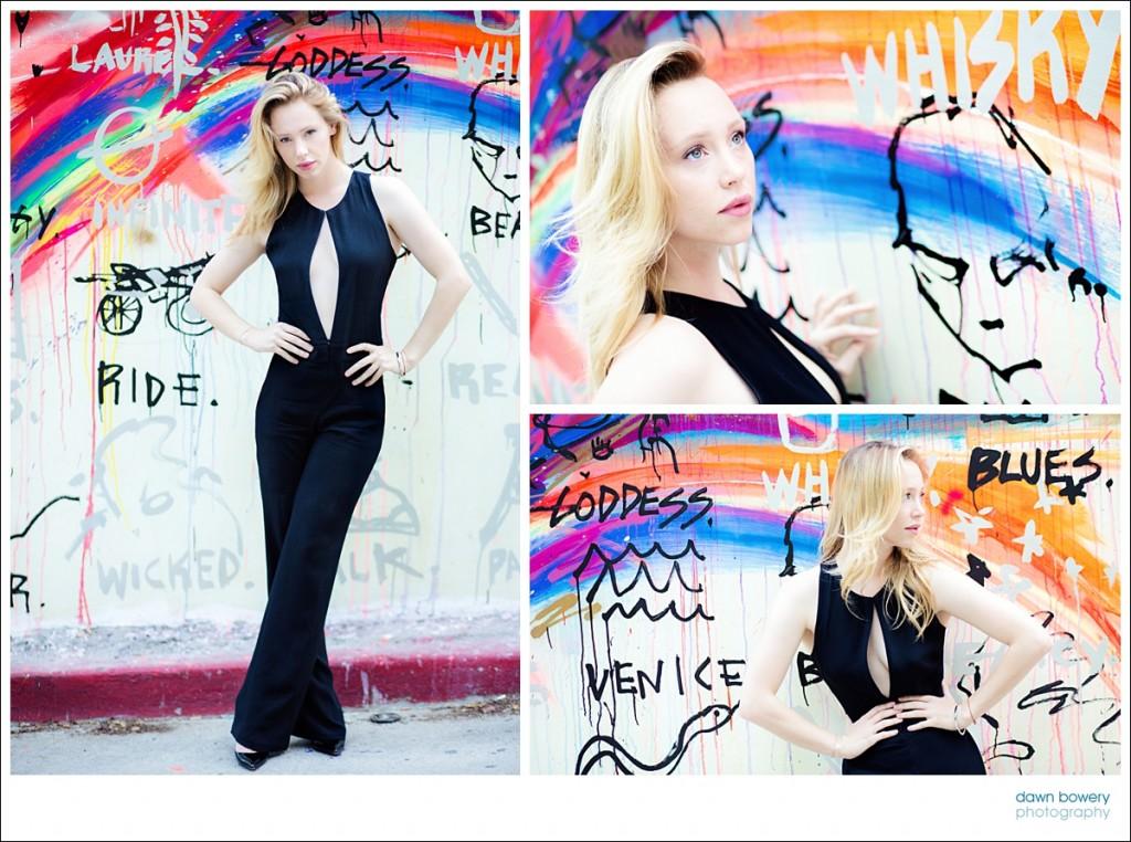 Los Angeles Creative Portrait Shoot