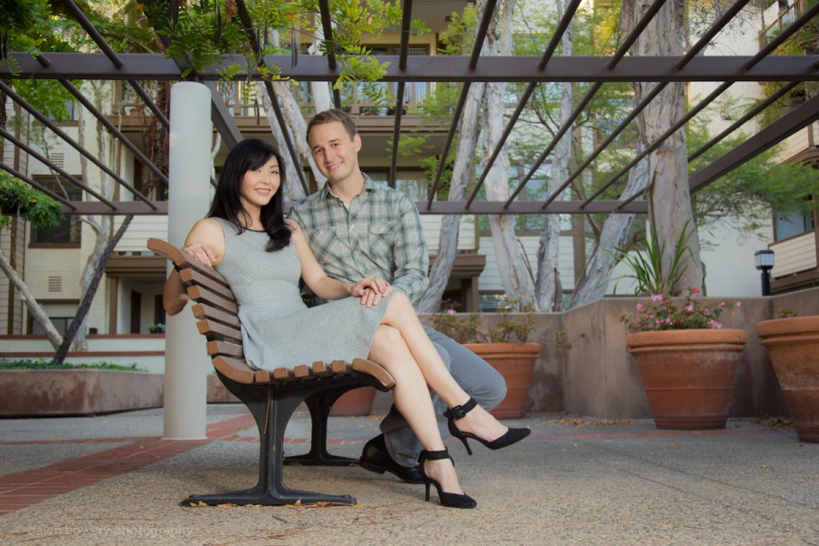 los angeles engagement portrait photographer