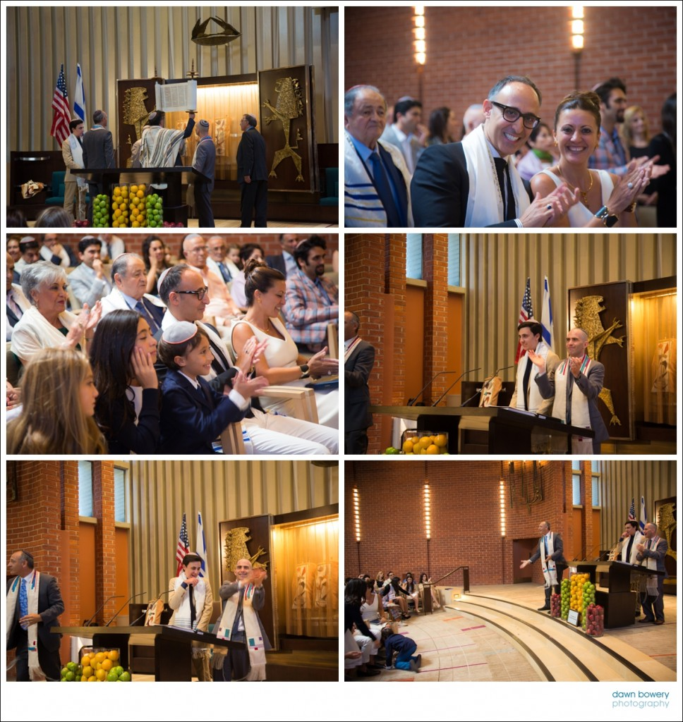 Los Angeles bar mitzvah photographer guests
