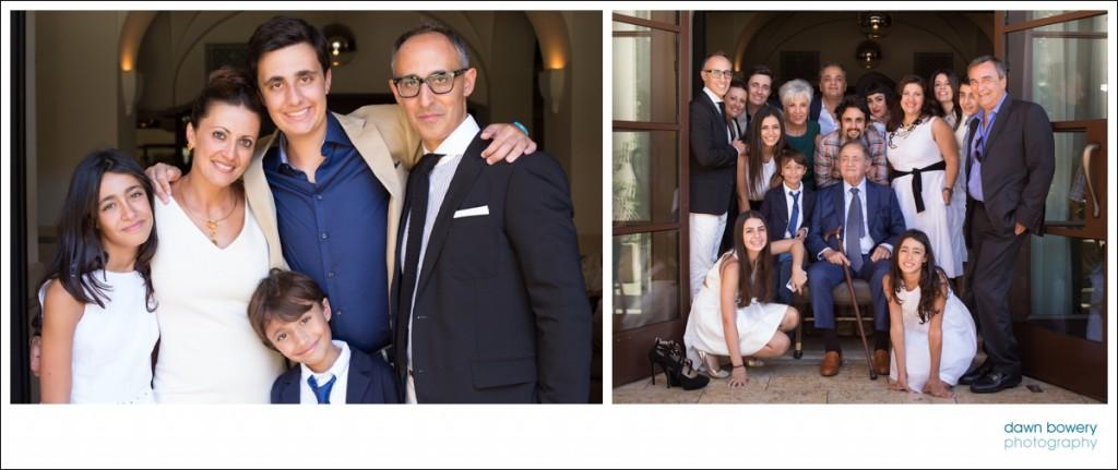 los angeles bar mitzvah photographer group portrait