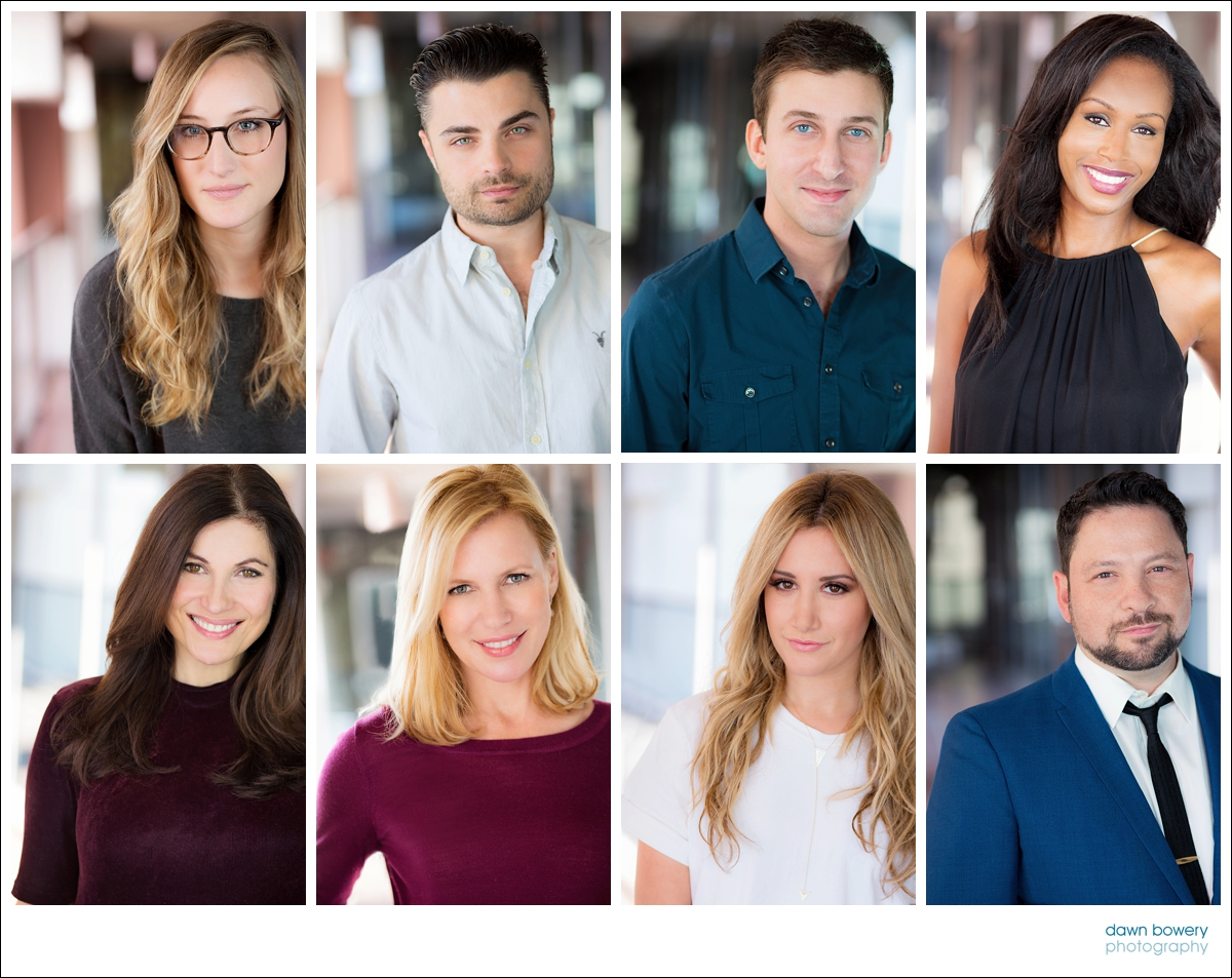 best los angeles creative corporate headshots