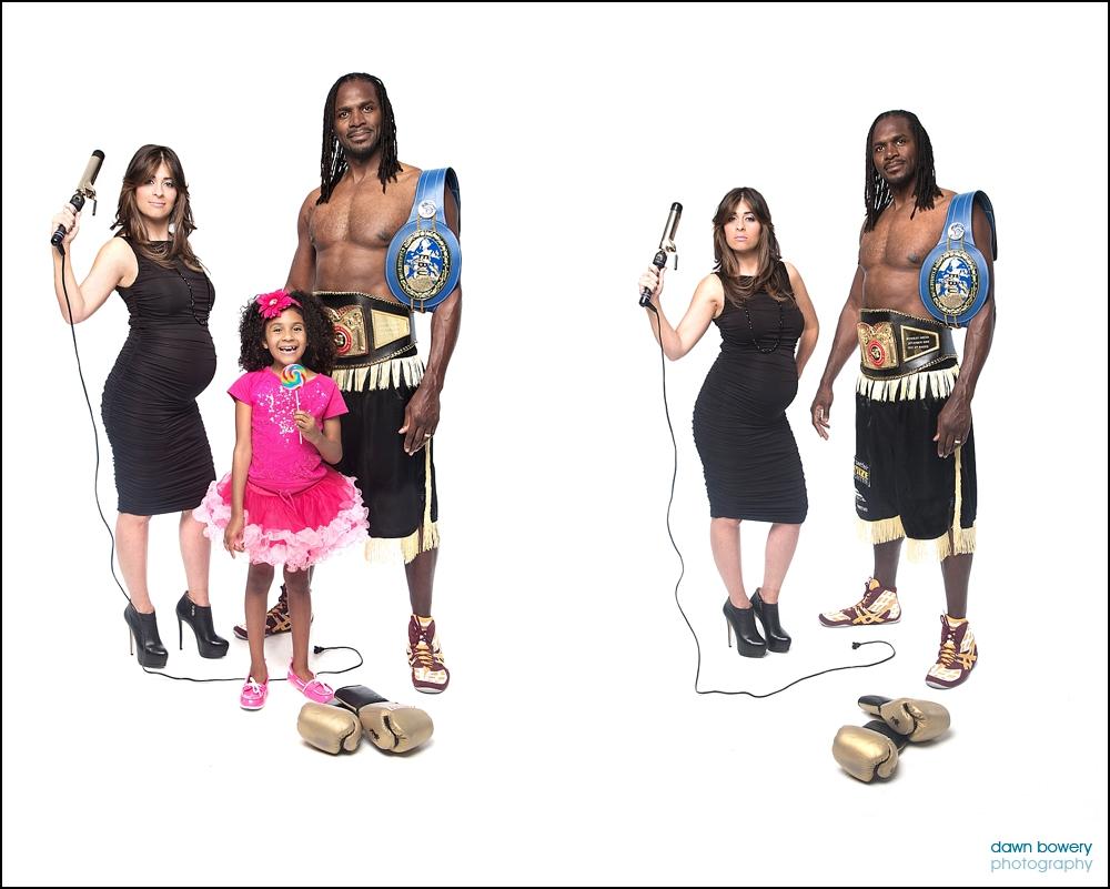 los angeles celebrity family portrait photographer