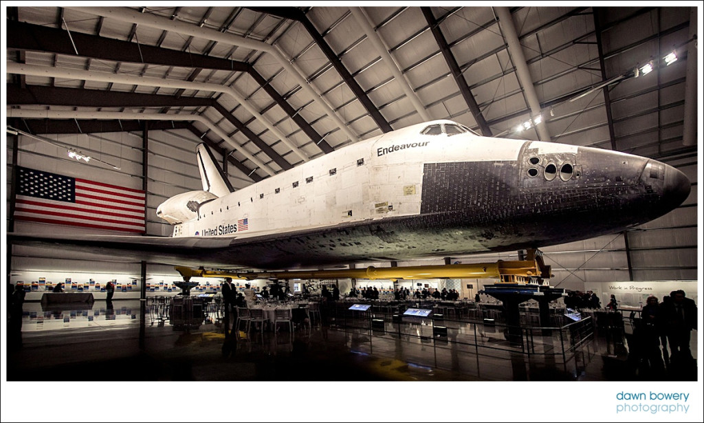 endeavour space shuttle photographer