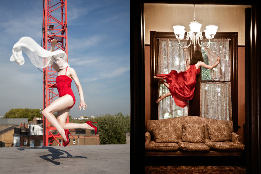 los angeles creative portrait photography