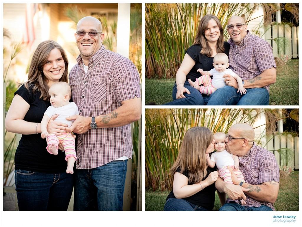 los angeles family portrait photographer family time