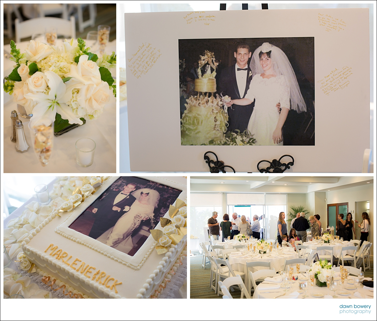 Hollywood Hills Event Photographer cake