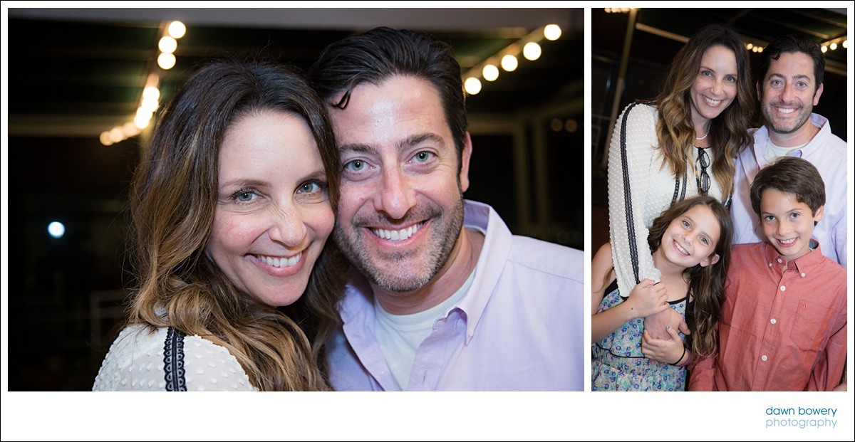 Hollywood Hills Event Photography family