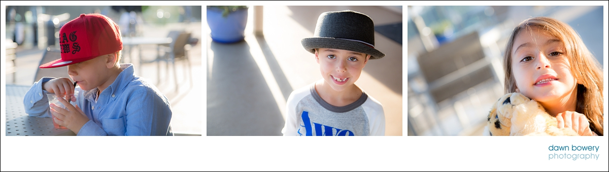 Hollywood Hills Family Event Photographer children