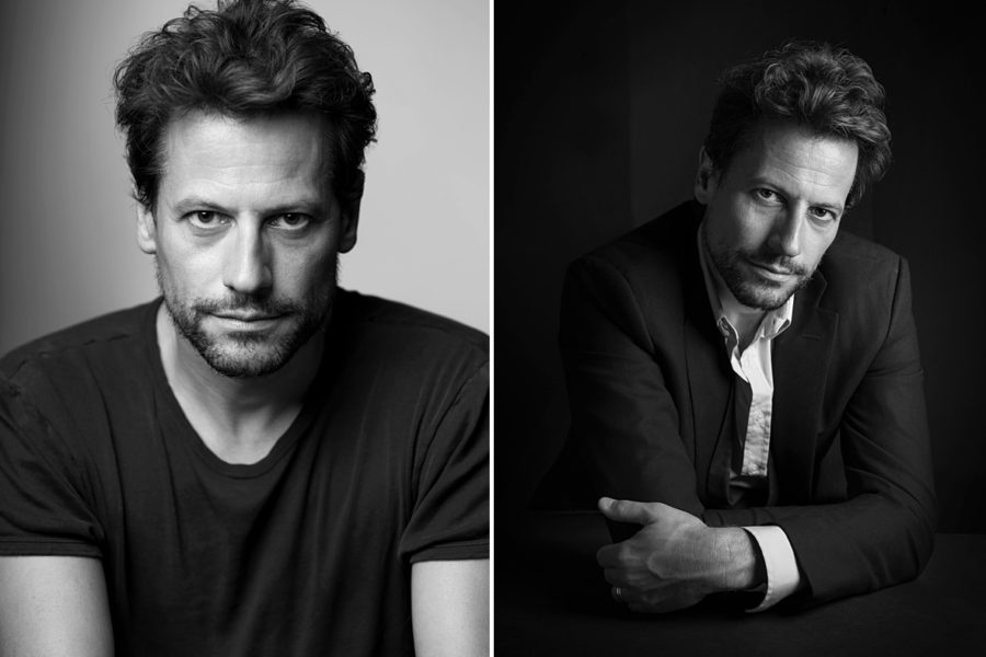 ioan gruffudd, hollywood movie star, celebrity portrait, los angeles celebrity portrait photographer