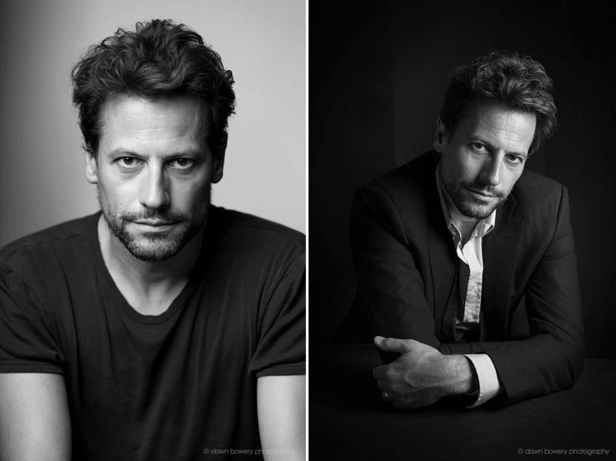 ioan gruffudd, hollywood movie star, celebrity portrait, los angeles celebrity portrait photographer